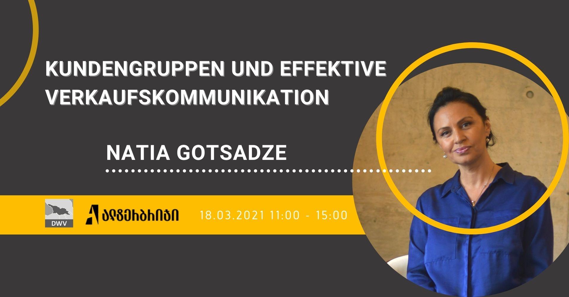DWV-Training-Alterbridge-Natia-Gotsadze-Kundengruppen-und-Effektive-Verkaufskommunikation